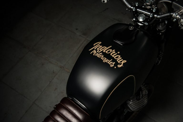 Inglorious Motorcycles Névé Studios Case Study 27
