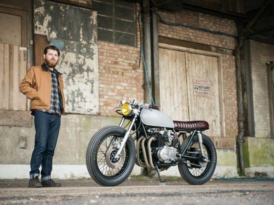 Inglorious Motorcycles Névé Studios Case Study 35