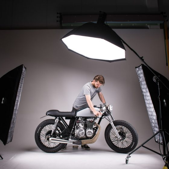 Inglorious Motorcycles Neve Studios Case Study 17
