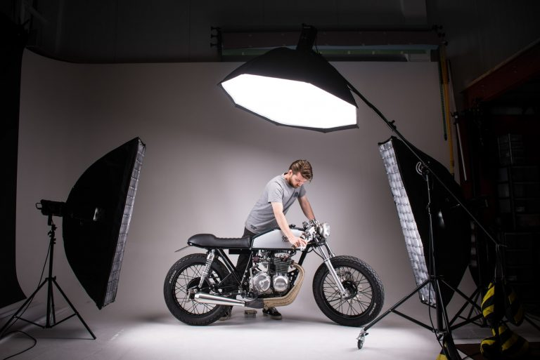 Inglorious Motorcycles Neve Studios Case Study 17