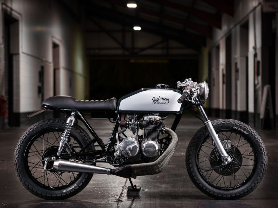 Inglorious Motorcycles Neve Studios Case Study 19