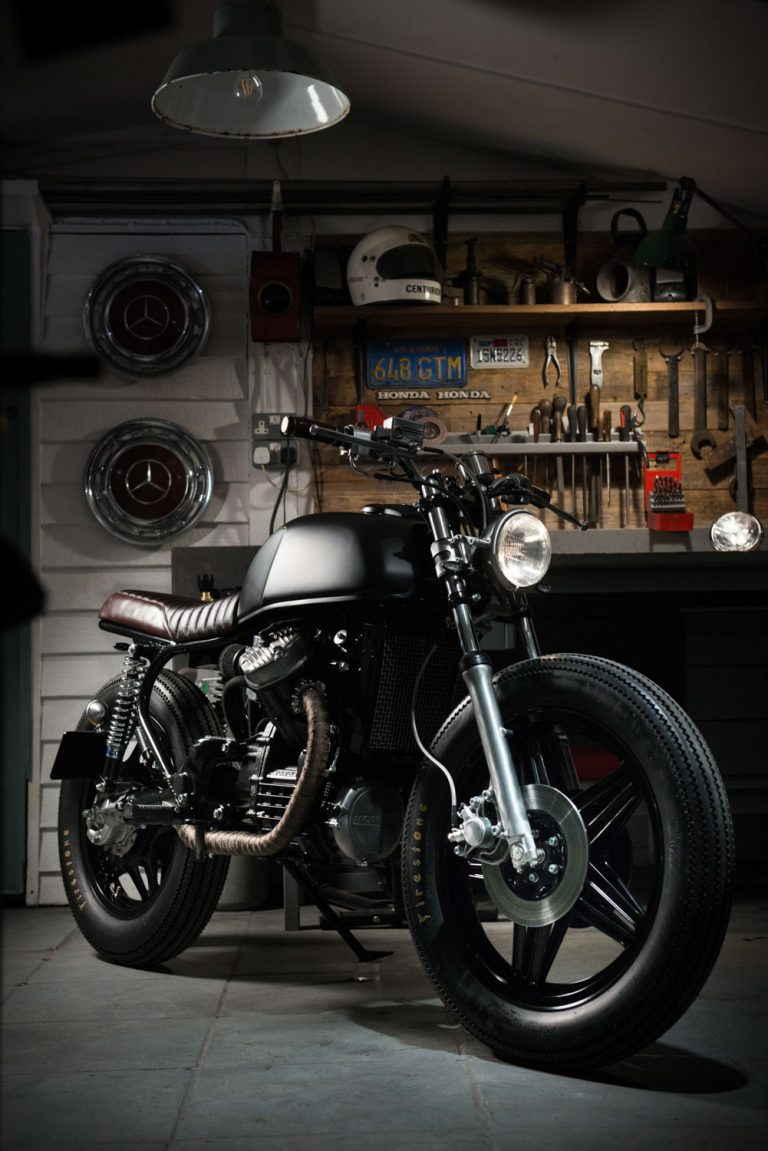 Inglorious Motorcycles Neve Studios Case Study 24