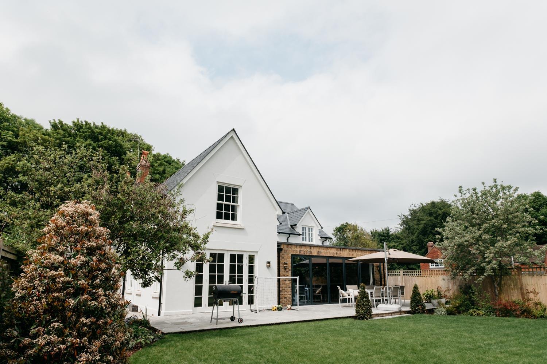 Shorewood Homes Redthorne House Névé Studios Case Study 1