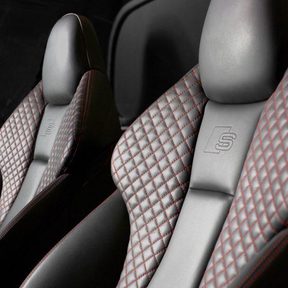 Audi S3 2019 Audi Cars UK Neve Studios Hampshire 6