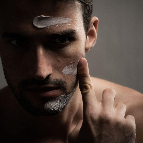Mens Cosmetics Model Photography Studio in London Apothe Co Neve Studios 6