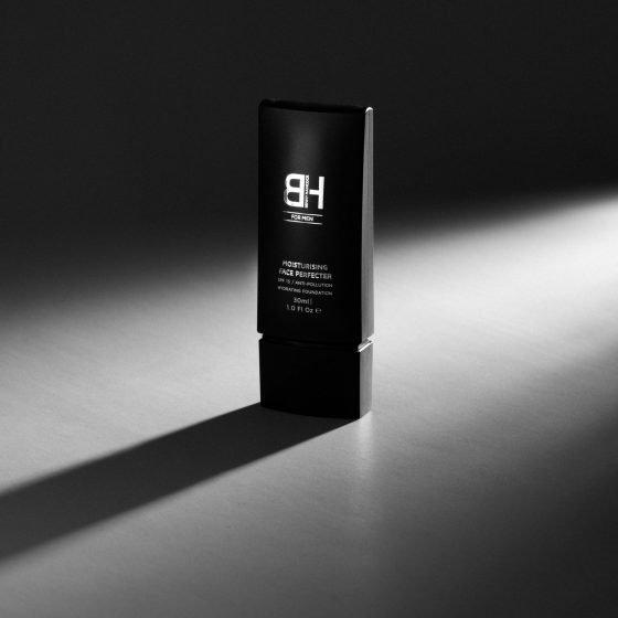 Mens Cosmetics Product Photography Studio in Hampshire Benny Hancock For Men Neve Studios 6