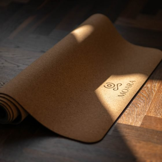 Moara Yoga and Exercise Mat Product Photography 3