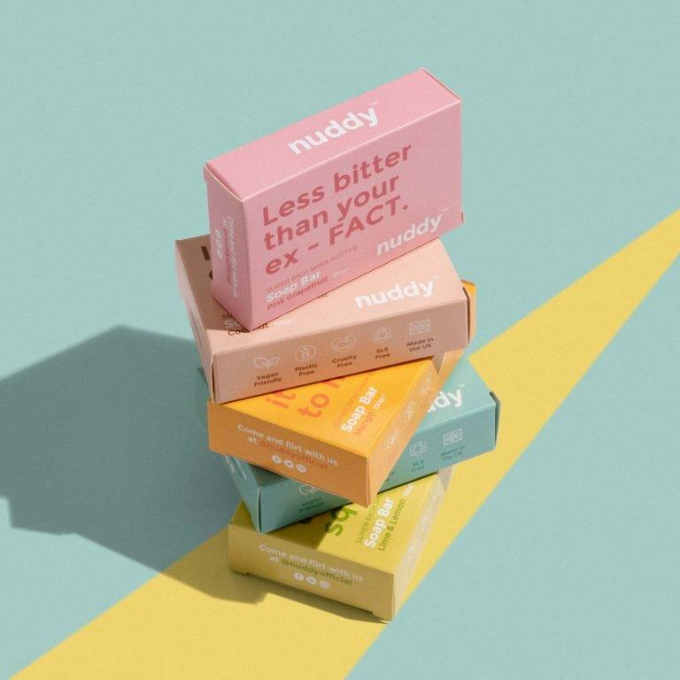 Nuddy Soap Beauty Photography UK 7