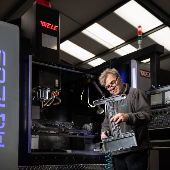Robotics and Industrial Photography Agency in Hampshire MRT Castings 65
